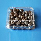Contenitore impaccante della bolla del mirtillo a perdere puro della copertura superiore 125 grammi 200 grammi