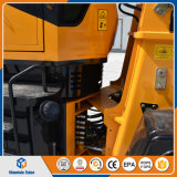 Mini cargador de múltiples funciones agrícola 1.5ton con precio bajo