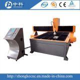Machine de découpage chaude de plasma de commande numérique par ordinateur de type pour l'acier inoxydable