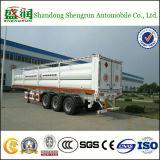 반 콘테이너 관 CNG 수송 Trailer/CNG 유조 트럭 트레일러 (GSJ9-2210-CNG-25)