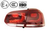 Lumière de queue du golf 6 LED d'OEM E-MARK Volkswagen/lampe arrière