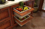 Europäische Art MDF-Küche-Schrank-Möbel mit Belüftung-Tür (zc-059)