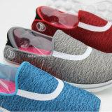 Выскальзование женщин цемента самой последней низкой цены холодное на ботинках спортов (MB176-1)