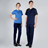 流行のNurse Hospital UniformsかWomen/Surgical UniformのためのMedical Scrubs