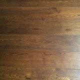 Suelo de madera del ingeniero ULTRAVIOLETA de la pintura 12-18m m