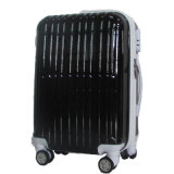 Мешок багажа вагонетки Pinkycolor ABS+PC с белым вспомогательным оборудованием
