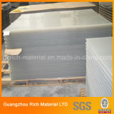 Hartes Plastikacrylplexiglas-Blatt/Acryl-PMMA Blatt der freien Form-