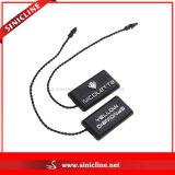 Диамант Plastic Seal Tag для ювелирных изделий Watches и Fashion