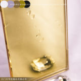 ISO金ミラーガラスが付いている金ミラー