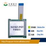 "160X160 LCD Vertoning 3.4 van de Module "" Vierkante LCD"