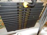 Caixa reta assentada do grampo do braço do equipamento da aptidão do equipamento da ginástica Quente-Venda comercial