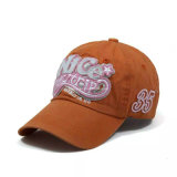 Embroidery Hat Fashion Promotional Custom Golf Cap를 가진 Baseball Cap 숙녀