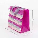 Специальный и красивейший мешок подарка бумаги конструкции, мешок Kraft бумажный, мешок искусствоа бумажный, бумажный мешок