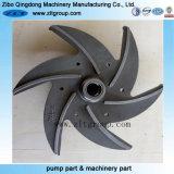 ステンレス鋼の投資鋳造か失われたワックスの鋳造ポンプインペラー