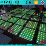 Ecoration DJ Party Musical 60 * 60cm RGB LED Dance Floor