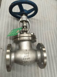 """BS1873/API600 getto valvola di globo dell'acciaio Class1500 5 """""""