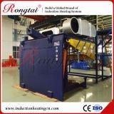 2 Oven van het Schroot van het Aluminium van de ton de Elektrische Smeltende met de Kap van de Damp van de Stijl van de Tornado