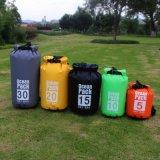 Toute la taille 5L 10L 20L 30L sèchent le sac sec de paquet imperméable à l'eau d'océan de sac