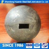 セメントおよび鉱山のための鉱山媒体50mmの身につけられる粉砕の鋼球