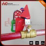 Аттестованное Ce одиночное замыкание шарикового клапана красного цвета Ep-8209 части