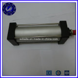 Cylindre pneumatique temporaire de piston de prix bas de rappe de double à longue course réglable bon marché de Festo