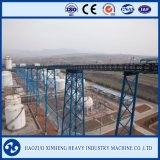 Machine à convoyeur à courroie pour charbon, mine, industrie de la centrale électrique