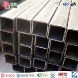 Acero al carbono soldado negro y caliente galvanizado tubo cuadrado y tubo rectangular