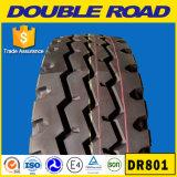 Neumáticos dobles del camino de la marca de fábrica, neumáticos del carro, nuevos neumáticos sin tubo