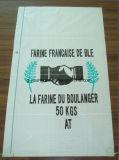 50kgセメント肥料Packa.のための2 Plys /Layersクラフト紙のセメント袋