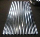 1050, 1060 acanaló la hoja de aluminio del material para techos