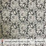 De nieuwe TextielStof van het Kant van de Kleding van de Jacquard (m0476-g)