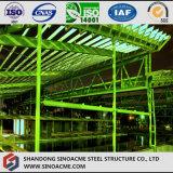 Atelier en acier de bâti en acier de fabrication