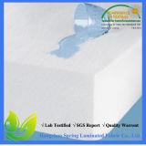 Protector el 100% impermeable hipoalérgico superior del colchón - garantía de 15 años