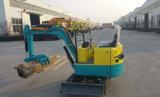 Nuevo pequeño mini excavador de excavación de la máquina 800kg para la venta