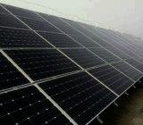 el panel de energía solar 240W con eficacia alta