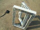Окно PVC конструкции способа (WJ-W0003)