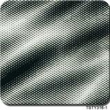 Impression hydrographique de vente populaire Tsth790 d'Aqua de films d'impression de transfert de l'eau de film de fibre de carbone de largeur de Tsautop 0.5m/1m