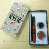 Набор 2016 губной помады Kylie геля брови Lipgloss Lipliner 2 самого нового набора варианта праздника Kylie установленный