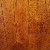오크 다른 색깔을%s 가진 나무로 되는 마루 경재 마루