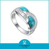 Sterlingsilber-Ring des Form-Spanisch-925 für freie Probe (R-0413)