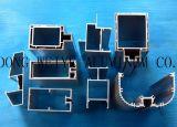 Profili di alluminio dell'espulsione di Sparying del carbonio del fluoro per il portello e la finestra