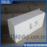 Tijolo refractário de isolamento térmico elevado para forro de fornalha