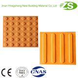 Calçada cega Material TPU / PVC Pavimentação tátil