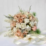 El ramo nupcial más caliente con Flowers04 artificial