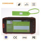 WiFi, GPS, Bluetooth를 가진 지문 스캐너 그리고 RFID 독자와 가진 4G Smartphone