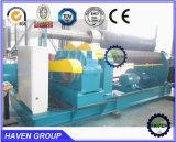 Máquina mecânica do rolamento e de dobra do rolo do tipo três W11-20X2500