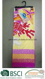 Cotone 100% Reactive Printed Beach Towel di Mosaic Shells Design