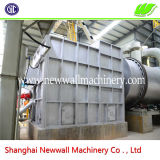 30tph Three Drum Rotary Sand Dryer