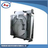 G128zld-II: Radiador del agua para el motor diesel de Shangai