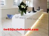 Мраморный каменный белый самомоднейший стол приема